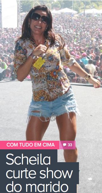 Scheila Carvalho , ego, pica na boca, pica na cara, pica onde quiser
