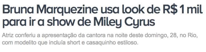 bruna marquezine, ego, look de mil reais, pica na boca, pica na cara, pica onde quiser